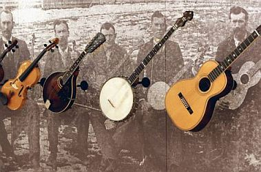 Traditional Blues Music Instruments