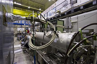 CERN's Atomic Spectroscopy and Collisions Using Slow Antiprotons