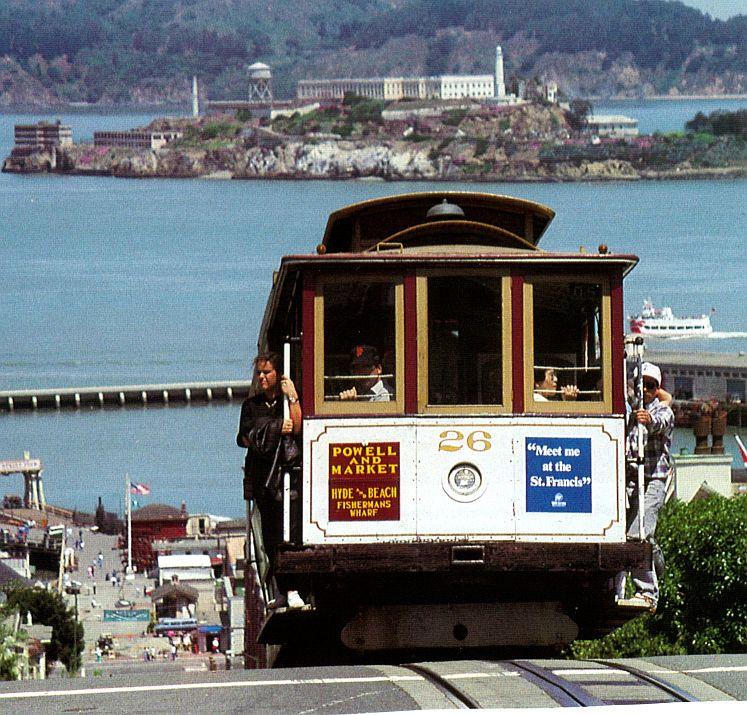 KWSnet San Francisco: Transportation Index