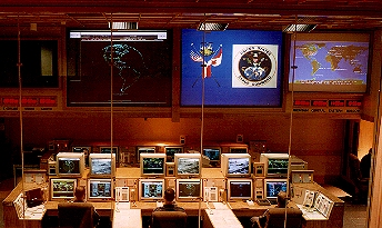 Cheyenne Mountain Operations Complex Space Control Center