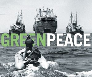 From cover of Greenpeace