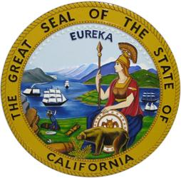 Great Seal of the State of California