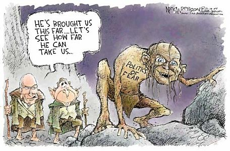 He's Brought Us This Far by Nick Anderson