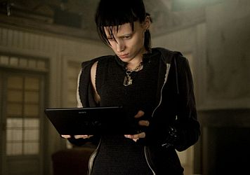 Information broker Lisbeth Salander