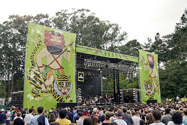 Outside Lands Music Art Festival