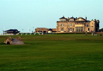 Royal and Ancient Golf Club at St Andrews