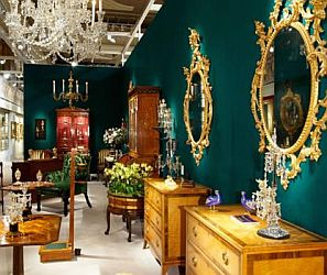 The Grosvenor House Art and Antiques Fair.