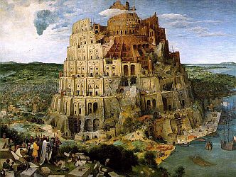 Tower of Babel (1563)