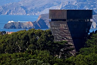 de Young Museum's Hamon Tower
